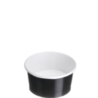 TYPE 102 155ml Ice Cream Cup - Black